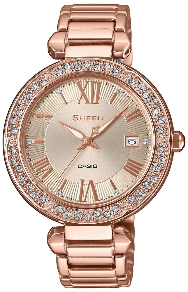 zegarek Casio SHE-4057PG-4AUER - zdjęcia 1