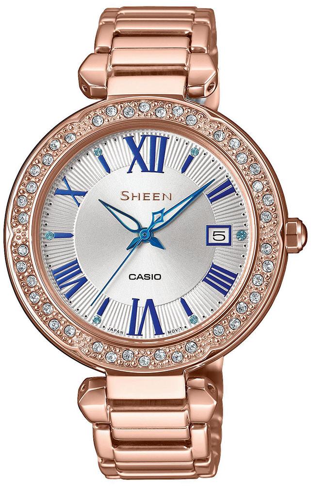 zegarek Casio SHE-4057PG-7AUER - zdjęcia 1