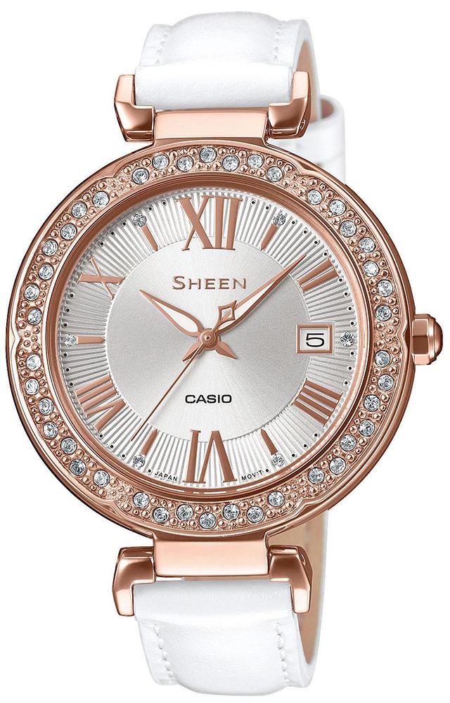 zegarek Casio SHE-4057PGL-7AUER - zdjęcia 1