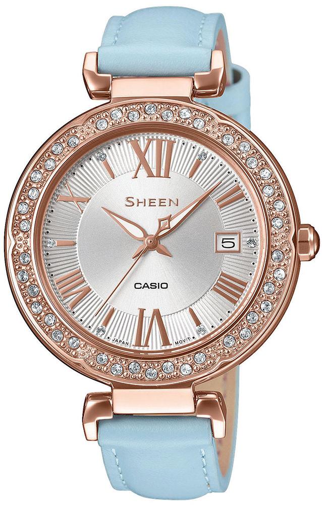zegarek Casio SHE-4057PGL-7BUER - zdjęcia 1