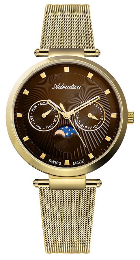 zegarek Adriatica A3703.114GQF - zdjęcia 1