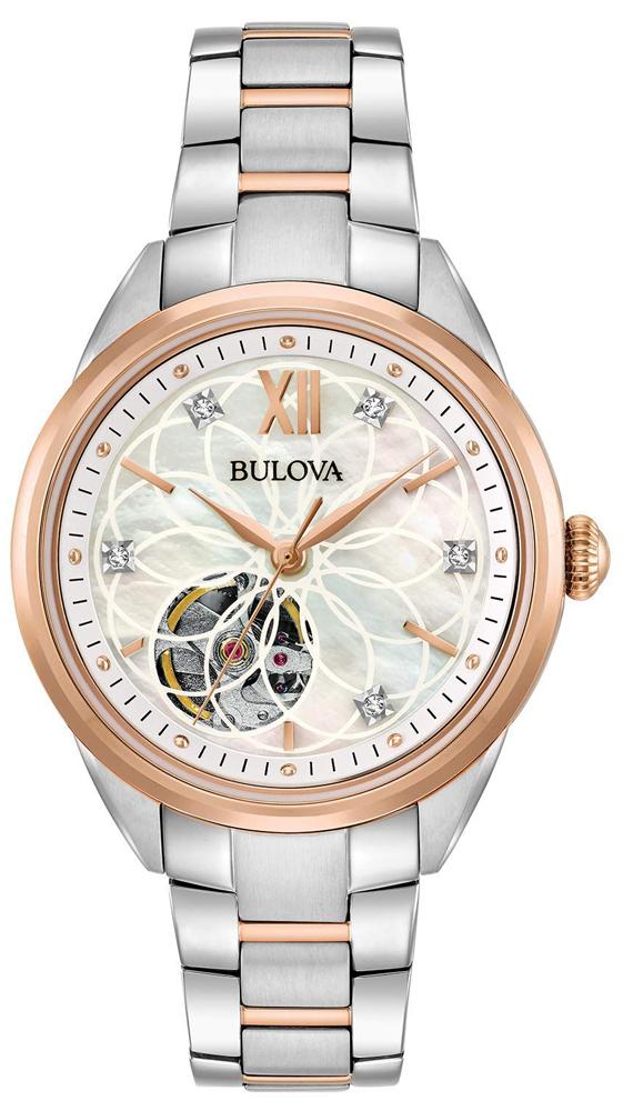 zegarek Bulova 98P170 - zdjęcia 1