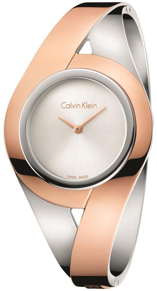 zegarek Calvin Klein K8E2M1Z6-POWYSTAWOWY - zdjęcia 1