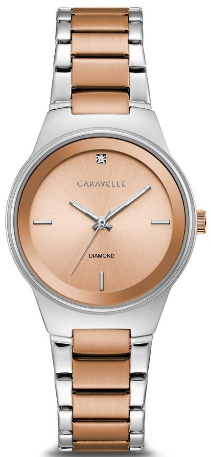 zegarek Caravelle 45P109 - zdjęcia 1