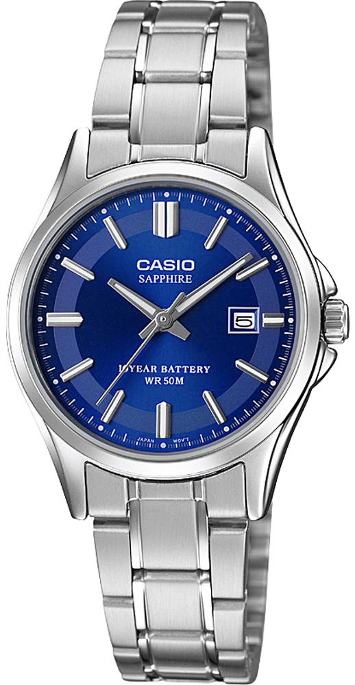 zegarek Casio LTS-100D-2A2VEF - zdjęcia 1