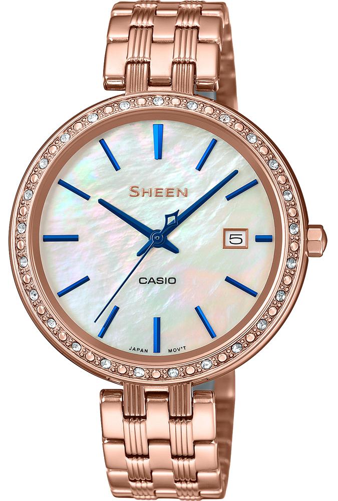 zegarek Casio SHE-4052PG-2AUEF - zdjęcia 1