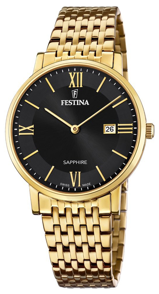 zegarek Festina F20020-3 - zdjęcia 1