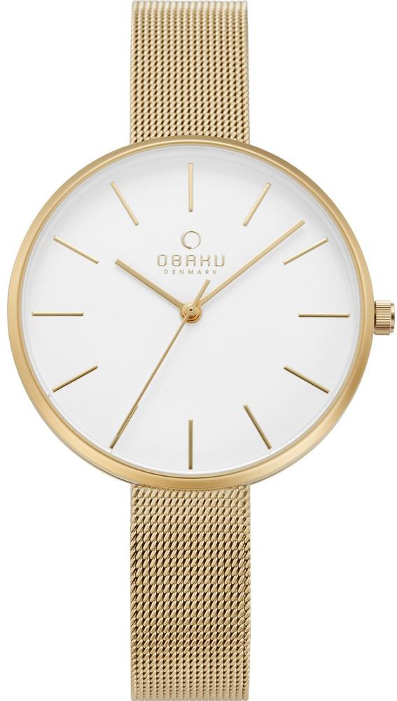 zegarek Obaku Denmark V211LXGIMG - zdjęcia 1