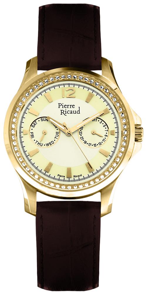 zegarek Pierre Ricaud P21049.1253QFZ2 - zdjęcia 1