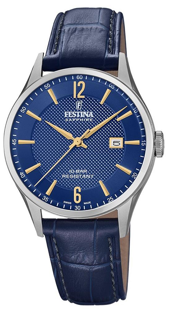zegarek Festina F20007-3 - zdjęcia 1