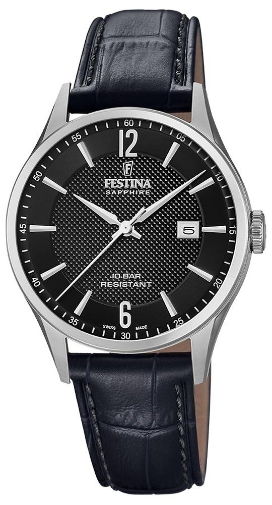 zegarek Festina F20007-4 - zdjęcia 1