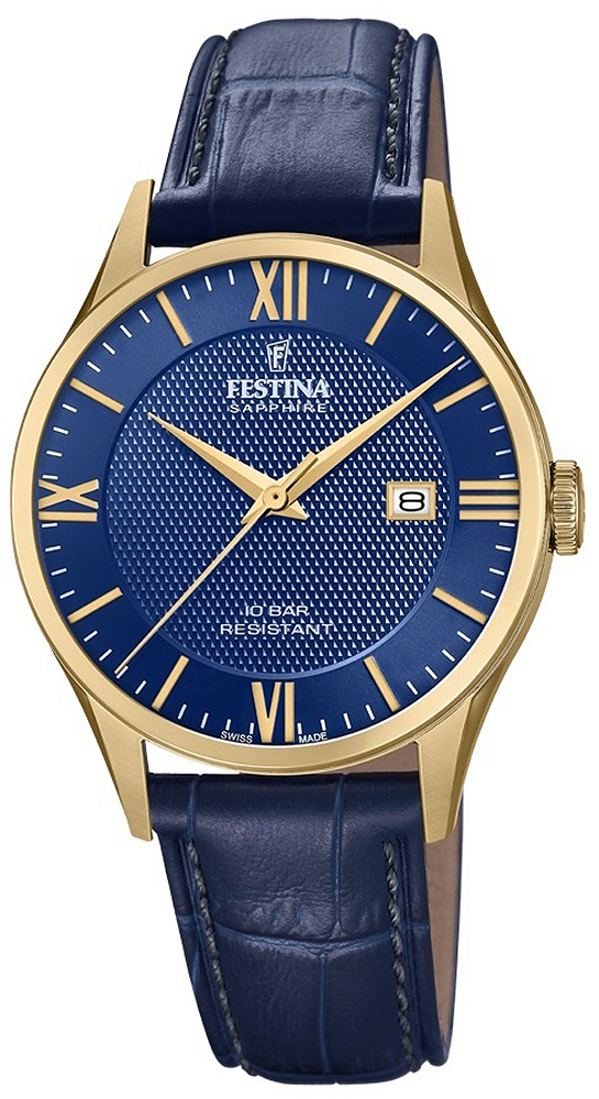 zegarek Festina F20010-3 - zdjęcia 1