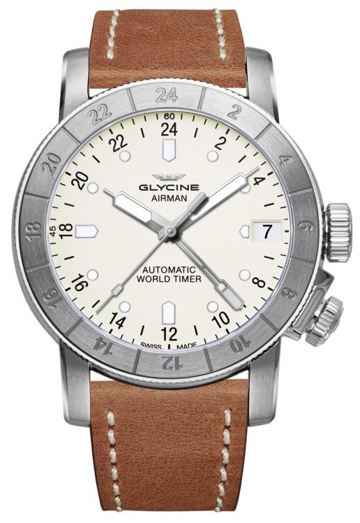 zegarek Glycine GL0058 - zdjęcia 1