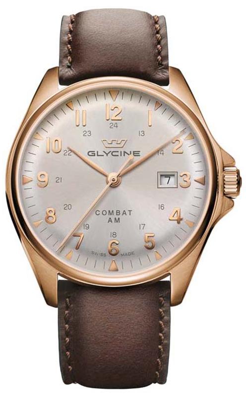zegarek Glycine GL0286 - zdjęcia 1