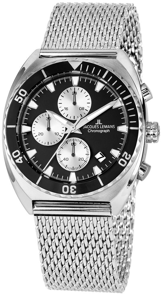 zegarek Jacques Lemans 1-2041E - zdjęcia 1