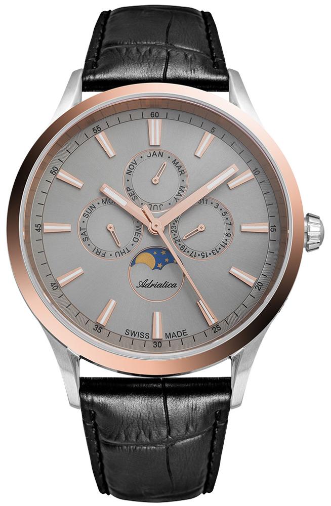 zegarek Adriatica A8280.R217QF - zdjęcia 1