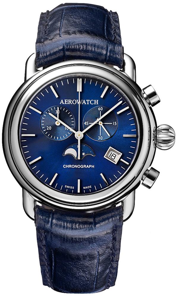 zegarek Aerowatch 84934-AA05 - zdjęcia 1