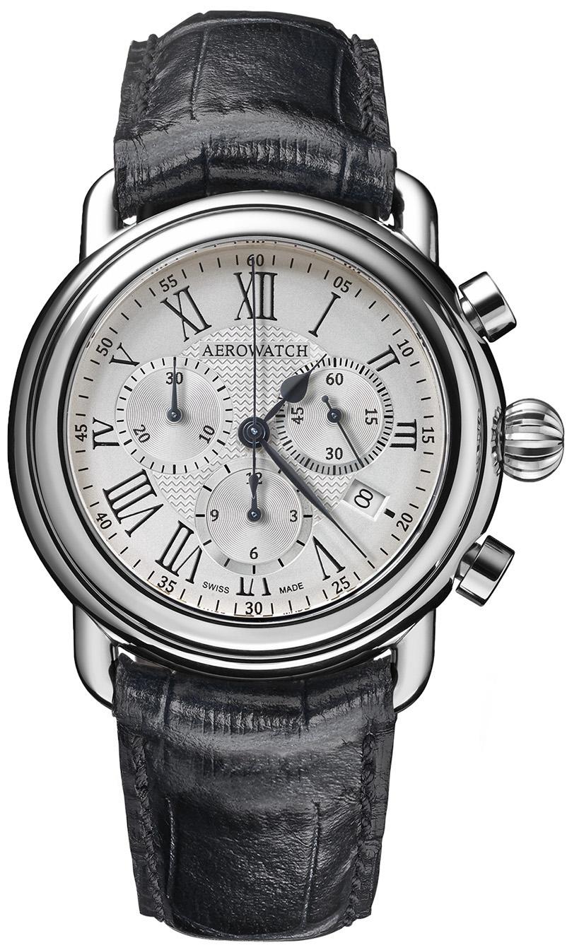 zegarek Aerowatch 84934-AA08-POWYSTAWOWY - zdjęcia 1