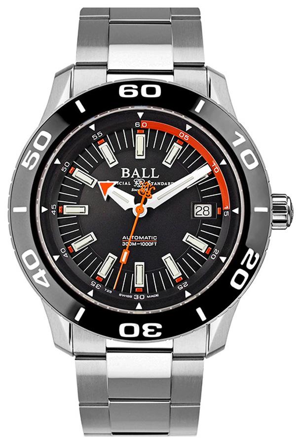 zegarek Ball DM3090A-SJ-BK - zdjęcia 1