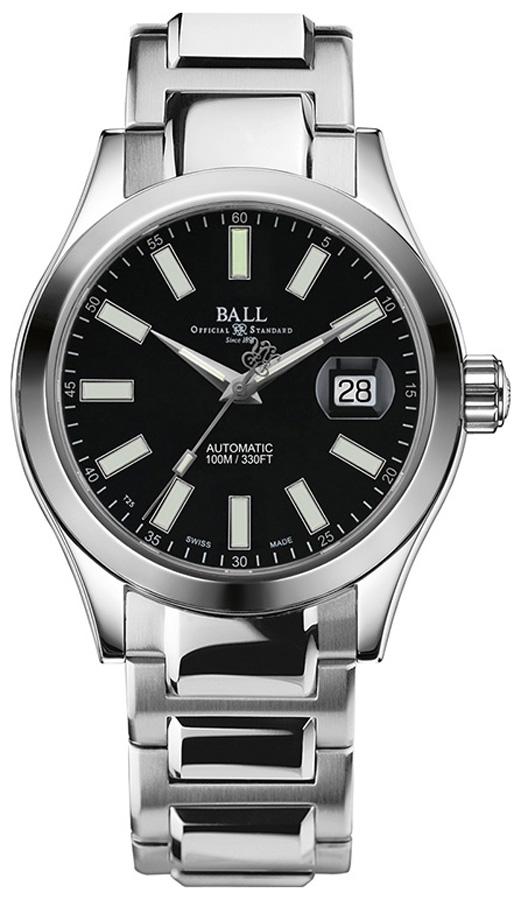 zegarek Ball NM2026C-S6J-BK - zdjęcia 1
