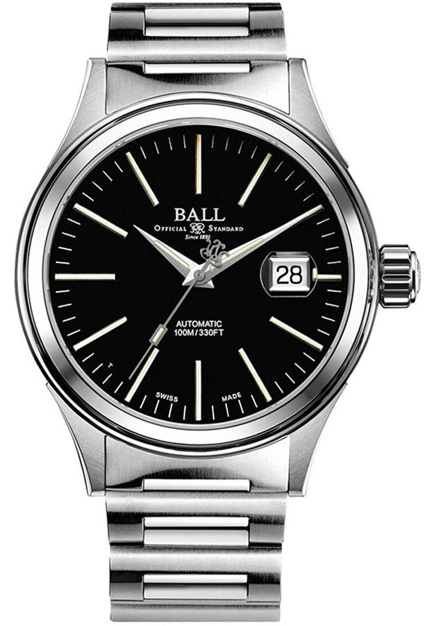 zegarek Ball NM2188C-S5J-BK - zdjęcia 1