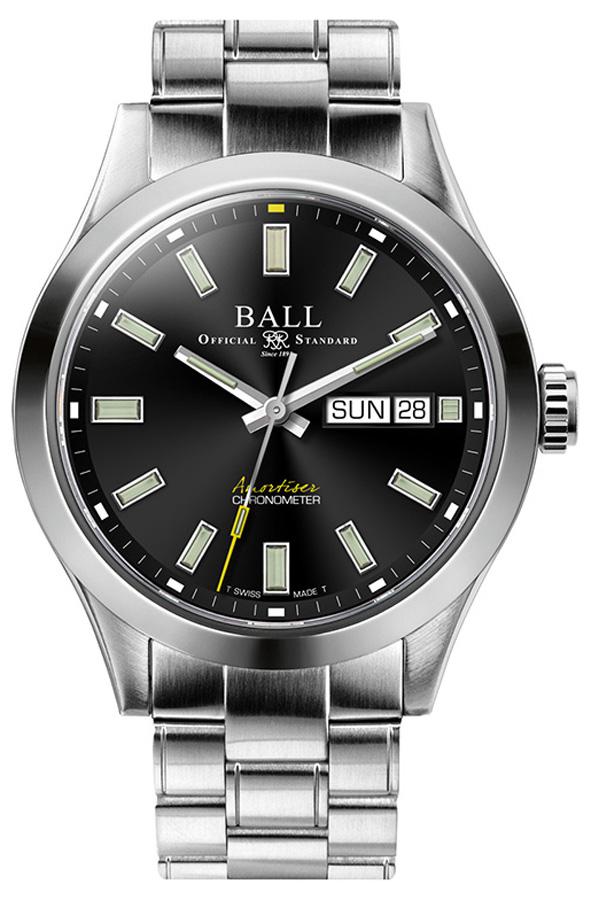 zegarek Ball NM2180C-S4C-BK - zdjęcia 1