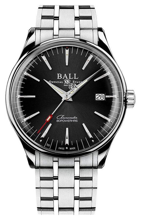 zegarek Ball NM3280D-S1CJ-BK - zdjęcia 1