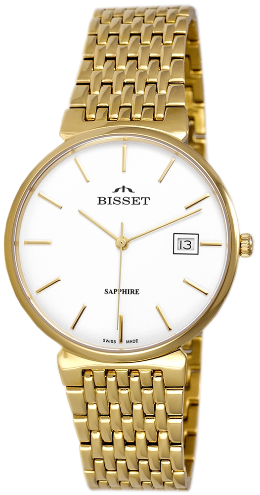 zegarek Bisset BSDF03GISX03BX - zdjęcia 1