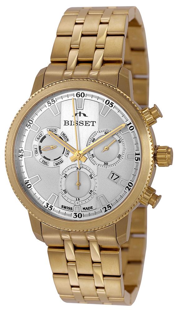 zegarek Bisset BSDE02GISW05AX-POWYSTAWOWY - zdjęcia 1