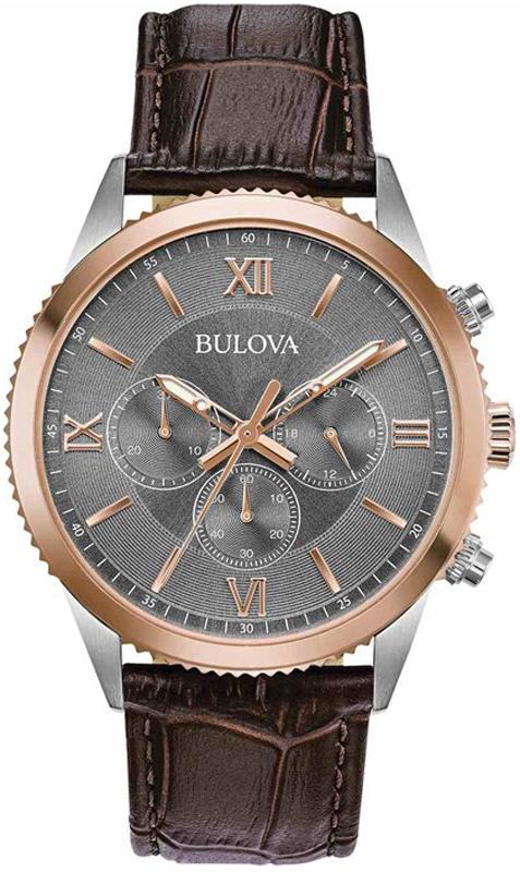 zegarek Bulova 98A219 - zdjęcia 1