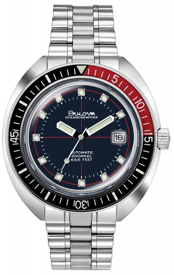 zegarek Bulova 98B320 - zdjęcia 1