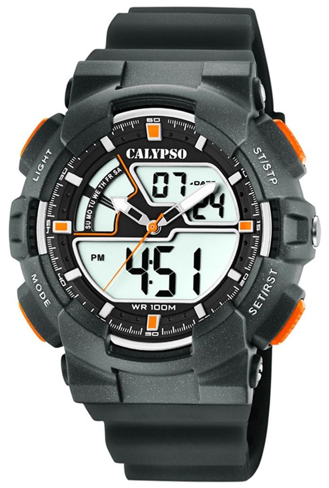 zegarek Calypso K5771-4 - zdjęcia 1