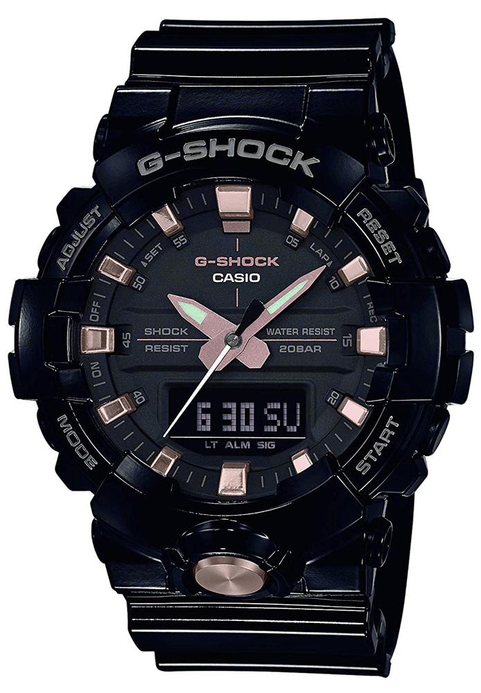 zegarek Casio GA-810GBX-1A4ER - zdjęcia 1