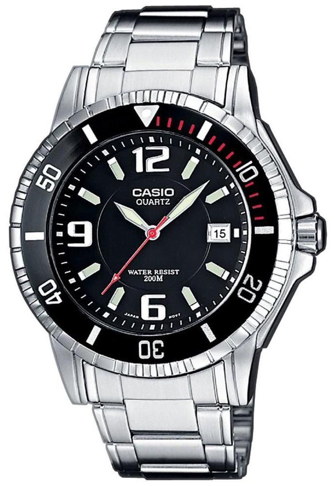 zegarek Casio MTD-1053D-1AVES - zdjęcia 1