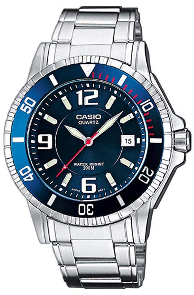 zegarek Casio MTD-1053D-2AVES - zdjęcia 1