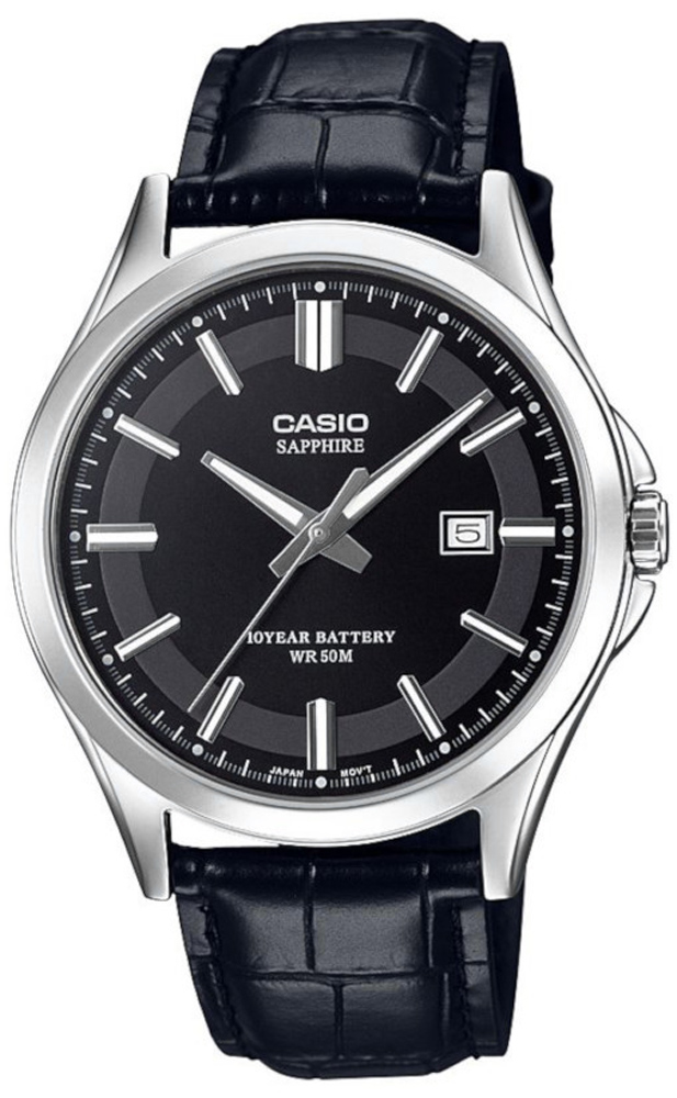zegarek Casio MTS-100L-1AVEF - zdjęcia 1