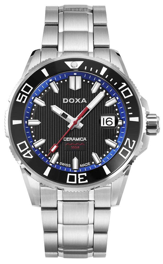 zegarek Doxa 707.10.191.10-POWYSTAWOWY - zdjęcia 1
