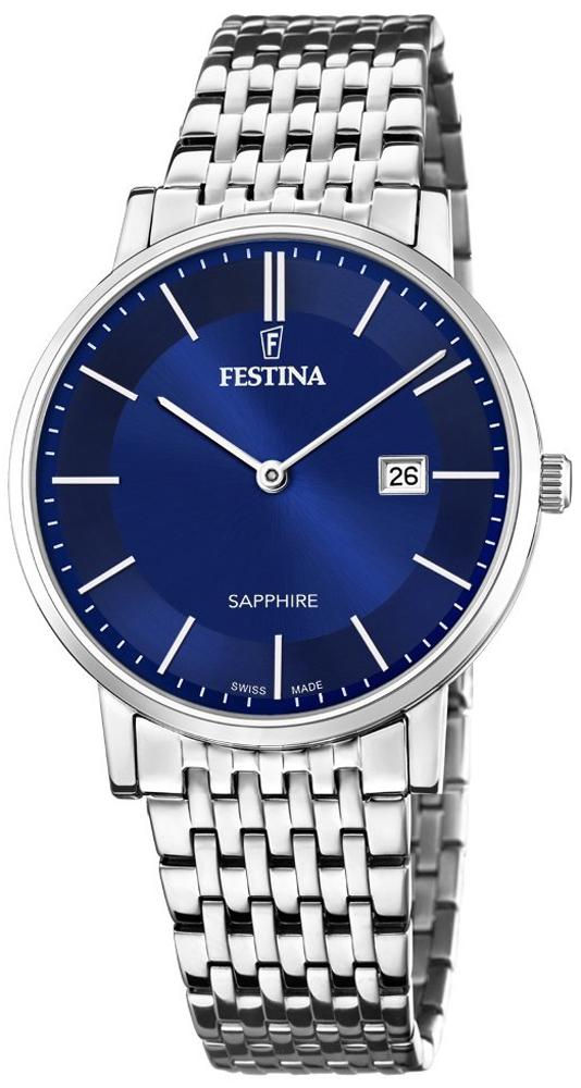 zegarek Festina F20018-2 - zdjęcia 1