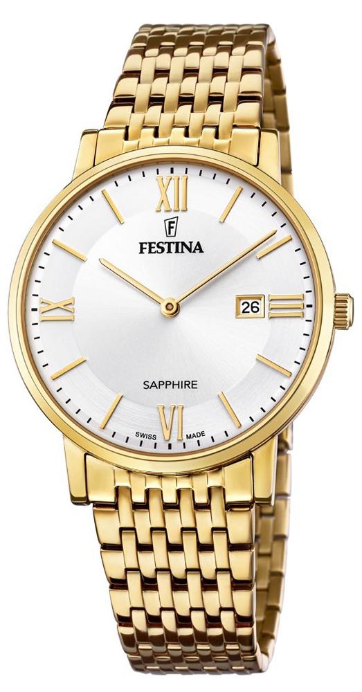 zegarek Festina F20020-1 - zdjęcia 1