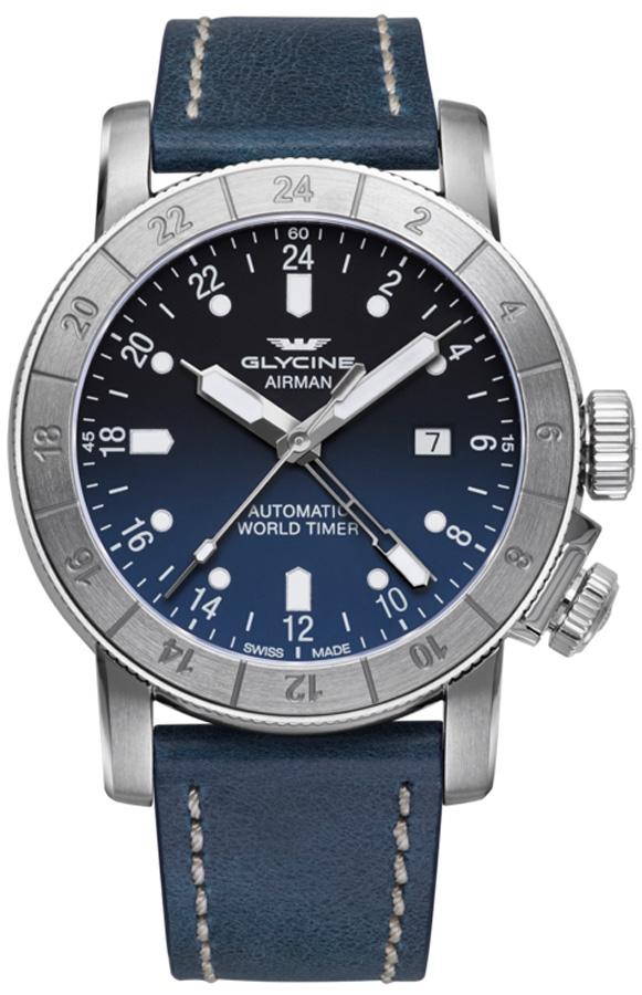 zegarek Glycine GL0054 - zdjęcia 1