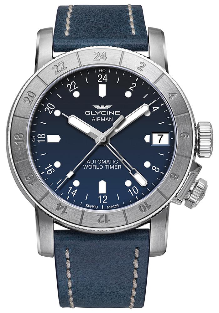 zegarek Glycine GL0060 - zdjęcia 1