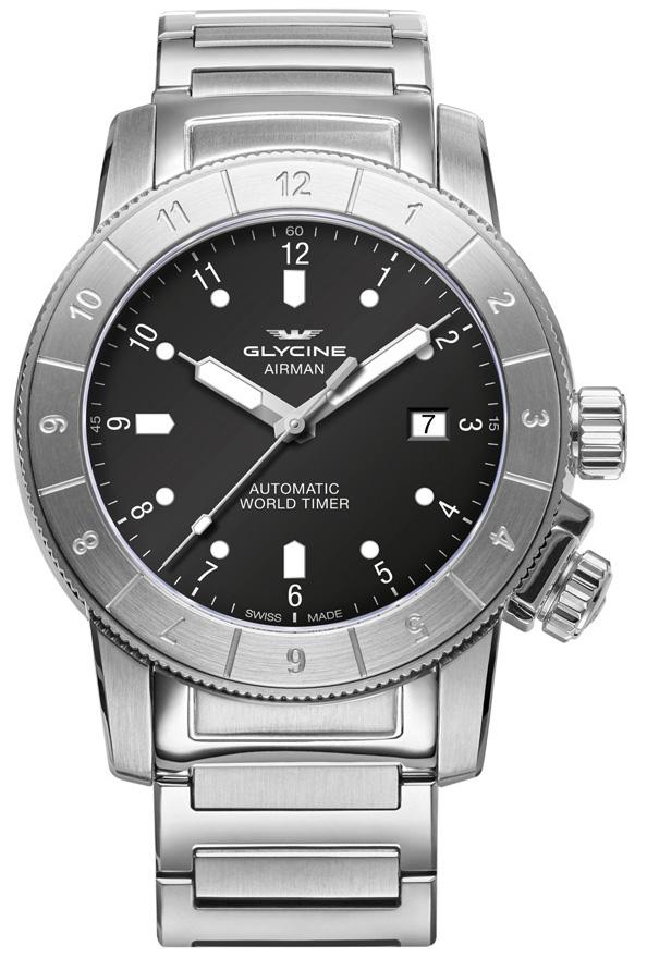 zegarek Glycine GL0176 - zdjęcia 1
