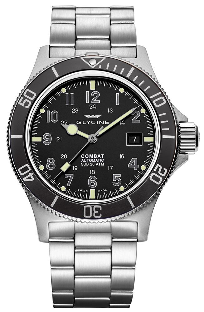 zegarek Glycine GL0076 - zdjęcia 1