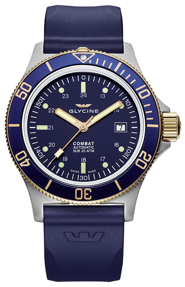 zegarek Glycine GL0089 - zdjęcia 1
