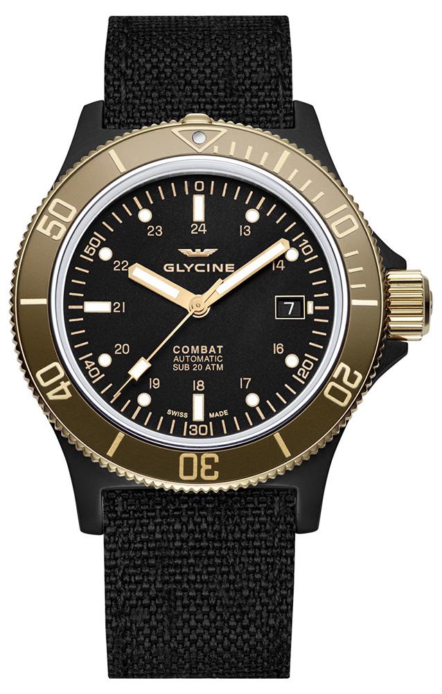 zegarek Glycine GL0093 - zdjęcia 1