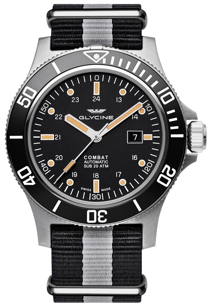 zegarek Glycine GL0097 - zdjęcia 1
