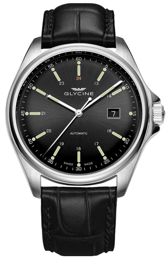 zegarek Glycine GL0109 - zdjęcia 1