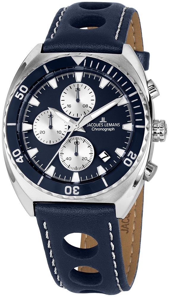 zegarek Jacques Lemans 1-2041C - zdjęcia 1