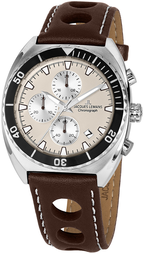 zegarek Jacques Lemans 1-2041D - zdjęcia 1