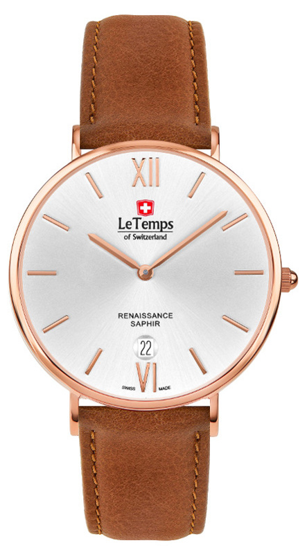 zegarek Le Temps LT1018.52BL52 - zdjęcia 1